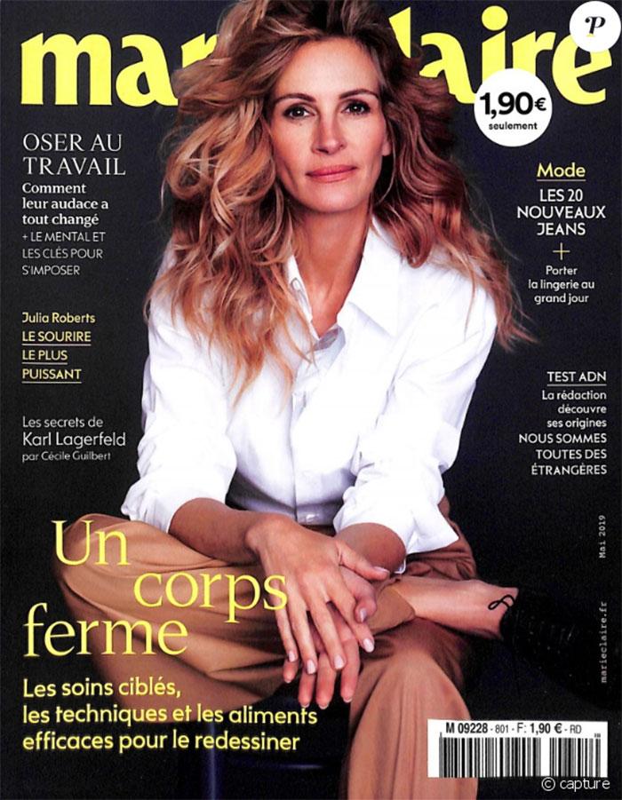 Parution presse MARIE CLAIRE - Mai 2019